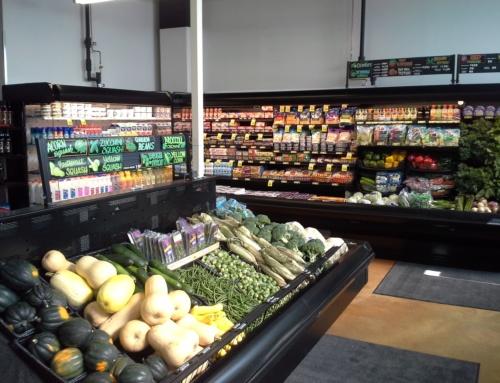 Eco Jazz Supermarket Refrigeration