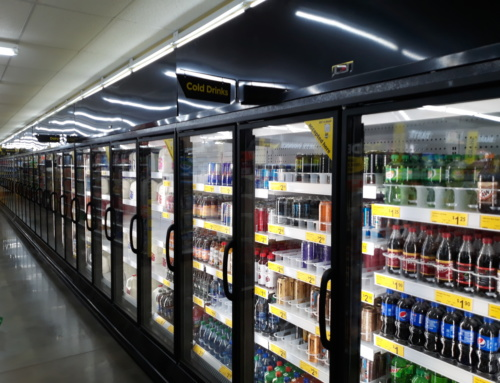 Reach in Coolers Dollar General